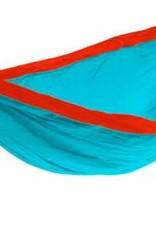 Eagles Nest Outfitters Eagles Nest Outfitters DoubleNest Hammock: Aqua/Red