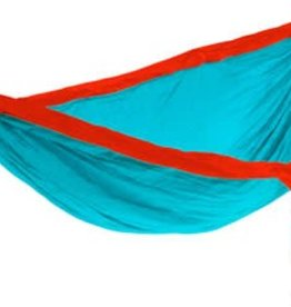Eagles Nest Outfitters Eagles Nest Outfitters DoubleNest Hammock: Aqua/Red