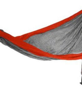 Eagles Nest Outfitters Eagles Nest Outfitters SingleNest Hammock: Orange/Gray