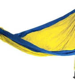 Eagles Nest Outfitters Eagles Nest Outfitters SingleNest Hammock: Blue/Yellow