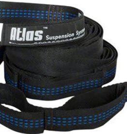 Eagles Nest Outfitters Eagles Nest Outfitters Atlas Straps, 9', Black, Pair
