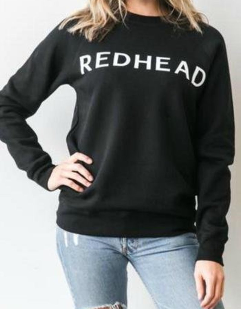 Brunette Redhead Crew
