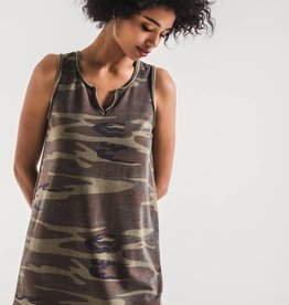 Camo Tank Dress