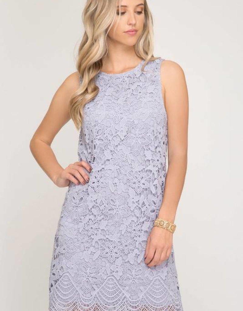 LOSA Lace Dress