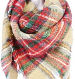 LOSA Plaid Blanket