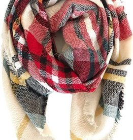 LOSA Blanket Scarf