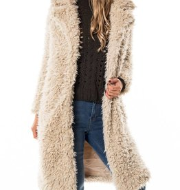 Jayla Long Faux Fur