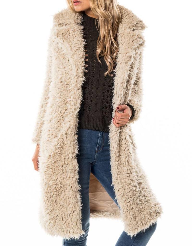 Jayla Long Faux Fur