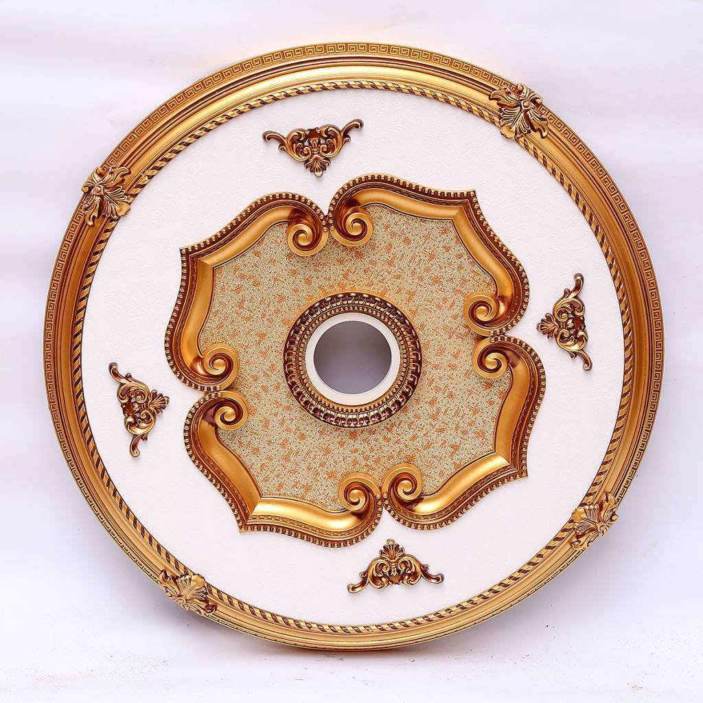 brass the spring dreams ii painted polyurethane art medallion copper gold hand fine deco in depot ccmf and home pin bronze ceiling