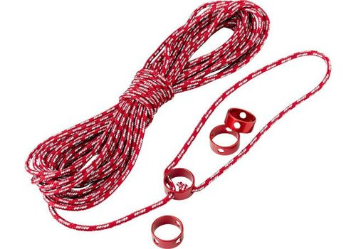MSR MSR - Reflective Utility Cord Kit Red