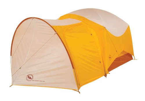 BIG AGNES Big Agnes - Vestibule Big House 6 DLX, Gold/White