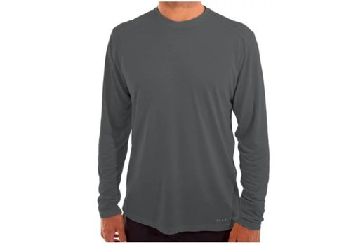 FREE FLY Free Fly - Men's Bamboo Midweight Long Sleeve