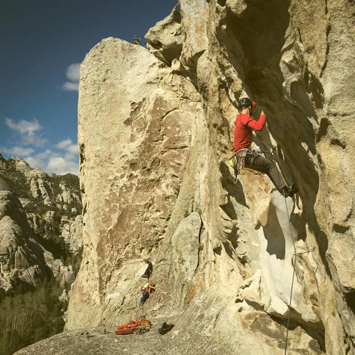 Climbing / Alpine