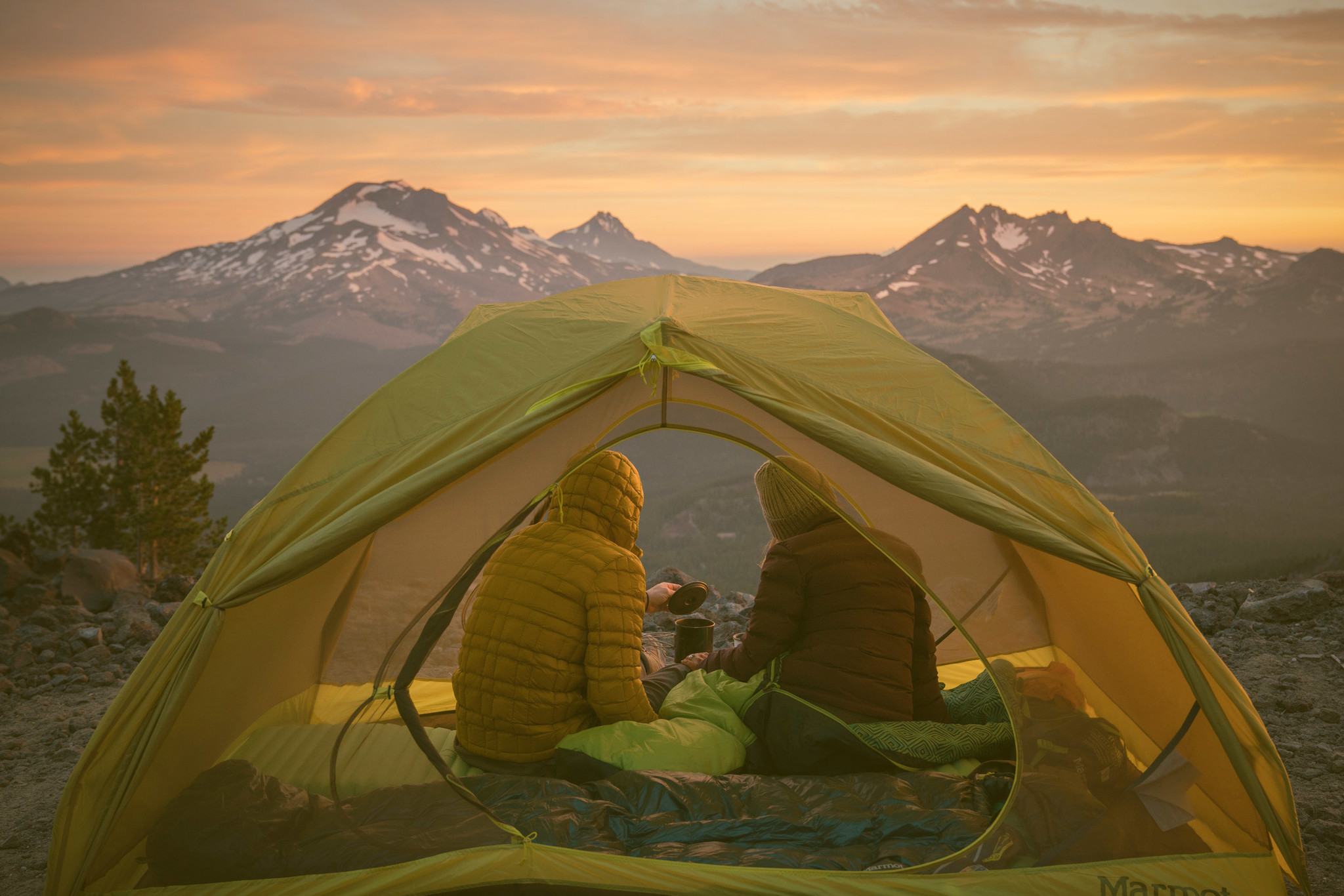 Marmot Tents and Camping