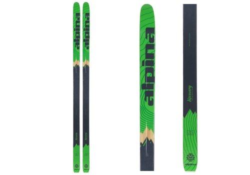 ALPINA Alpina - Sports ASC XT Wide Ski Pole