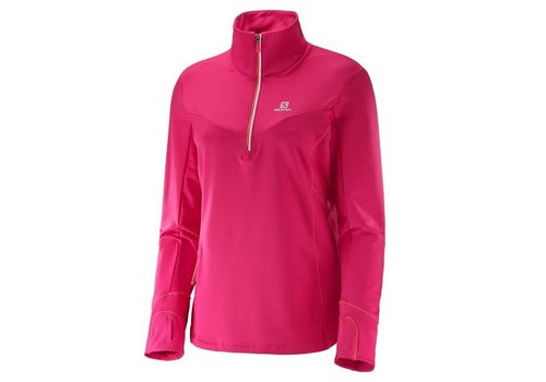 SALOMON Salomon - Women's Trail Runner Warm, Long Sleeve