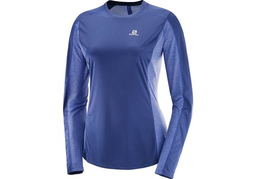 SALOMON Salomon - Women's Agile Long Sleeve Tee