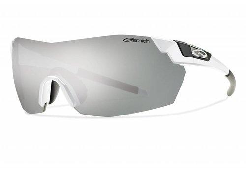 SMITH Smith - Pivlock V2 Max, White/Super Platinum, Carbonic Lens