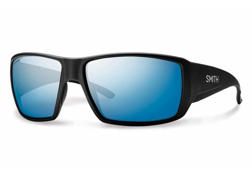 SMITH Smith - Guides Choice, Matte Black, ChromaPop Polarized Lens