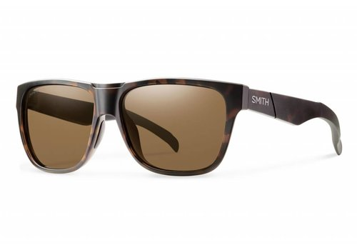 SMITH Smith - Lowdown, Matte Tortoise, Carbonic Polarized Lens