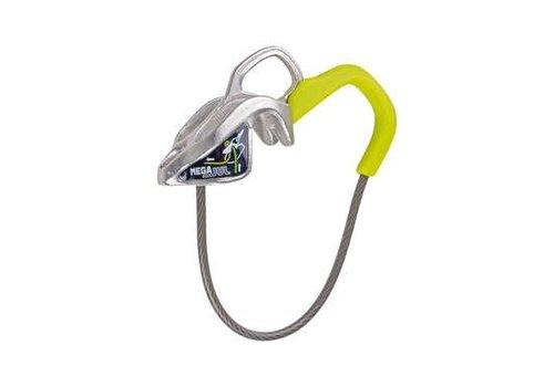 EDELRID Edelrid - MegaJul Belay Device, Green/Slate
