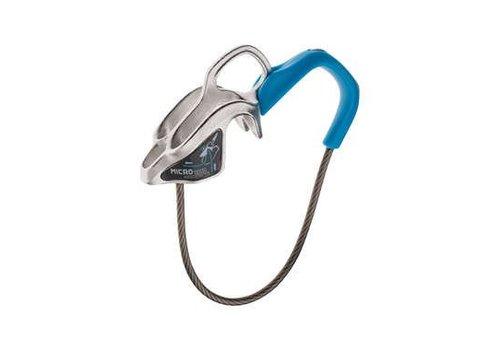 EDELRID Edelrid - MicroJul Belay Device, Blue/Slate