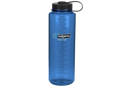 Nalgene - Silo bottle, Tritan Blue, 48 oz