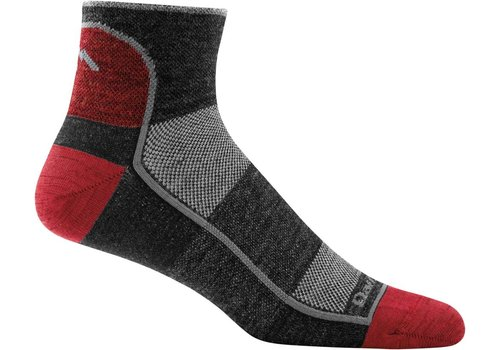 DARN TOUGH Darn Tough - Men's 1/4 Sock Ultralight