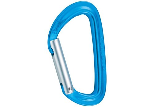 CAMP CAMP - Orbit Straight Gate Carabiner, Blue