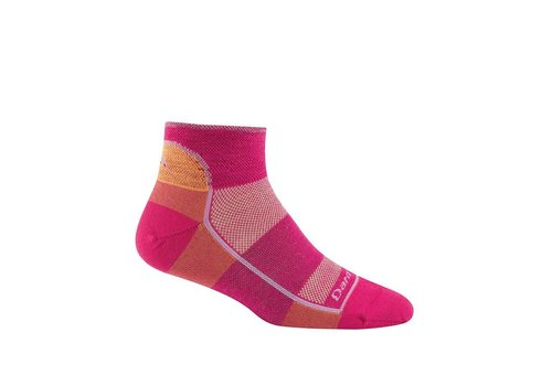 DARN TOUGH Darn Tough - Women's 1/4 Sock Ultra-Light