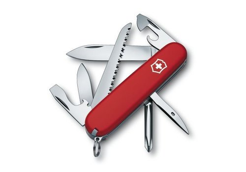 VICTORINOX Victorinox - Hiker Swiss Army Knife
