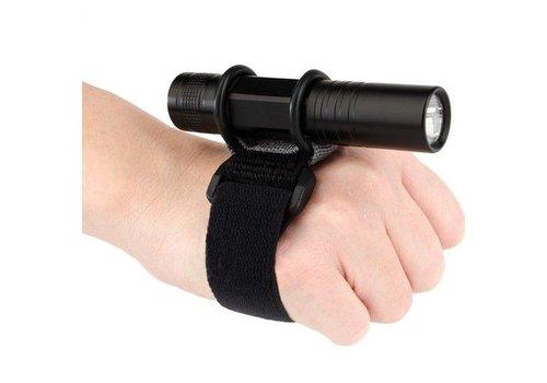 ULTRASPIRE UltrAspire - Wrist Light, 100 Lumen, Black
