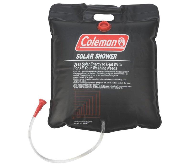 Coleman- 5 Gallon Solar Shower
