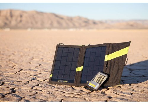 GOAL ZERO Goal Zero - Guide 10 Plus, Solar Recharging Kit