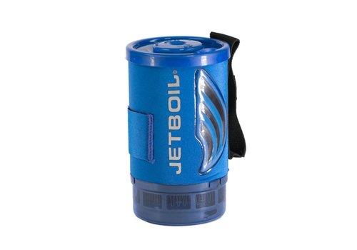 JETBOIL JetBoil - Flash Cozy, Blue Logo