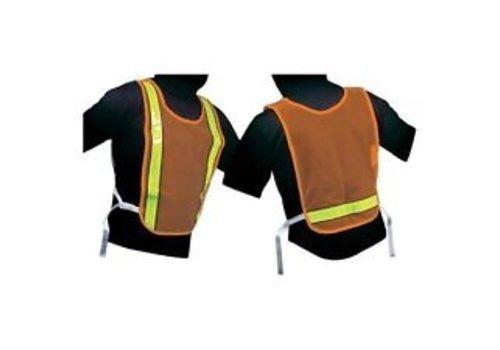 JOGALITE Jogalite - Reflective XTraining Vest, Orange, O/S
