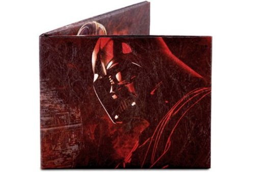 DYNOMIGHTY Dynomighty - Mighty Wallet, Darth Vader Contemplating, O/S