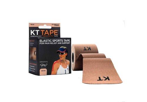 """KT TAPE KT Tape - 20 Pre-cut 10"""" Strips"""