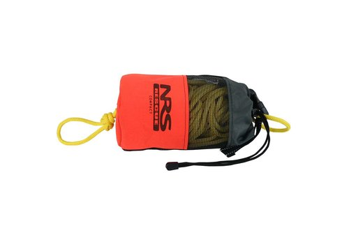 NRS NRS - Compact Rescue Throw Bag, Red
