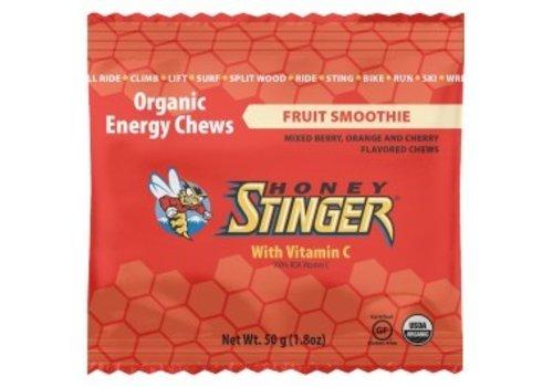 Honey Stinger Honey Stinger - Organic Energy Chews, Fruit Smoothie