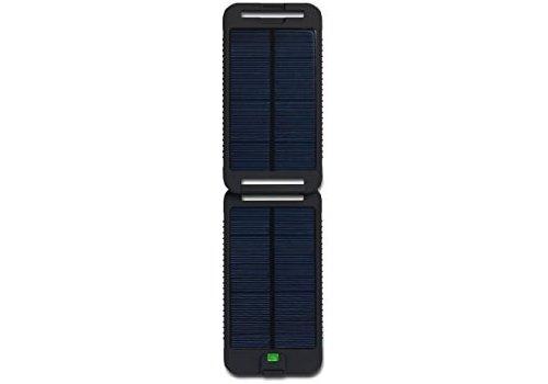 POWER TRAVELLER Power Traveller - Slimline Solar Powered Charger w/ Integrated Battery, Solarmonkey Adventurer