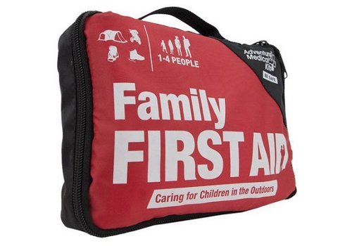 ADVENTURE MEDICAL Adventure Medical Kits - Adventure First Aid Family Kit