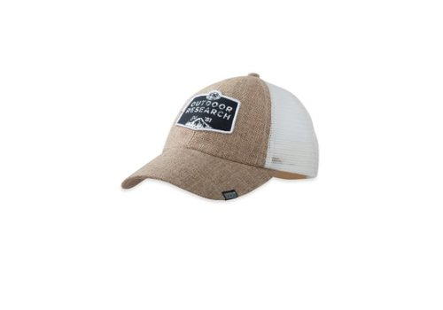Outdoor Research Outdoor Research - Big Rig Trucker Cap, Straw O/S