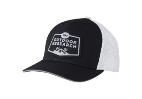 Outdoor Research Outdoor Research - Performance Trucker, Ultra Black, L/XL