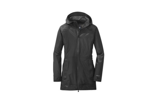 Outdoor Research Outdoor Research - Women's Helium Traveler Jacket, Black, M