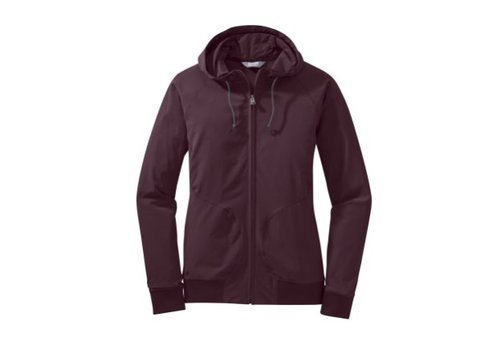 Outdoor Research Outdoor Research - Women's Ferrosi Metro Hoody, Pinot, S