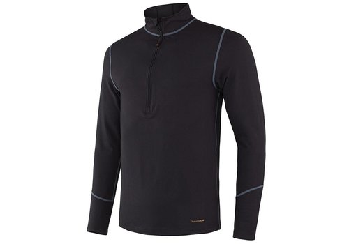 Terramar Terramar - M Thermolator Half Zip Top