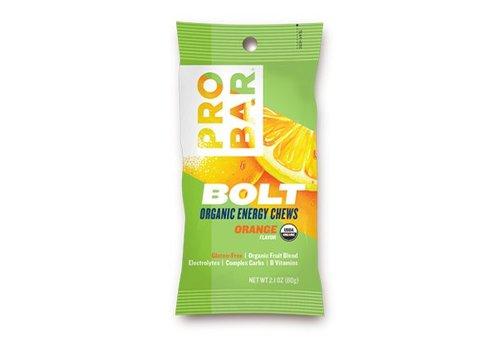 PROBAR Pro Bar - Bolt Organic Energy Chews, Orange