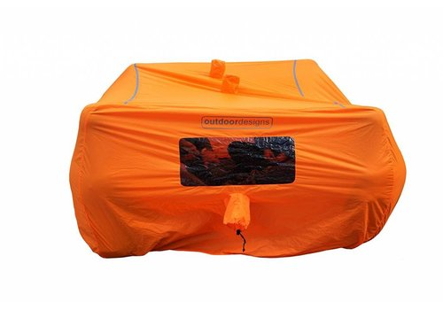 OUTDOOR DESIGNS Outdoor Designs - SuperLite Shelter, 4 Person