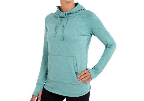 FREE FLY Free Fly - Women's Bamboo Fleece Pullover